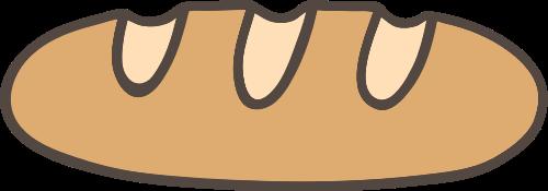 长面包法棍矢量图商标素材矢量logo