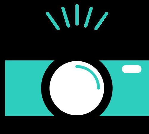 照相机矢量图logo素材矢量logo