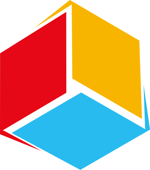立方体矢量图商标素材矢量logo