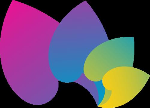 花瓣矢量图标志素材矢量logo