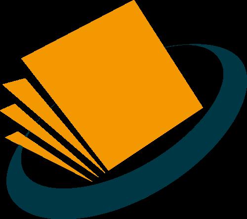 书本矢量图标志素材矢量logo