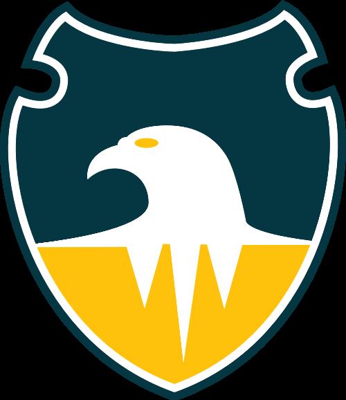 老鹰盾牌矢量图商标素材矢量logo