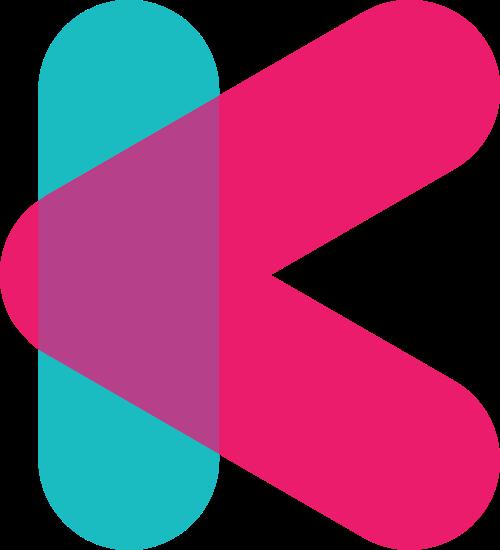 字母K矢量图标志素材矢量logo