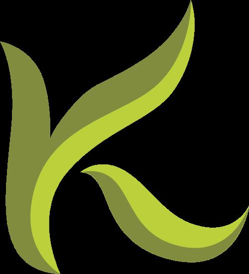 字母K矢量图商标素材矢量logo
