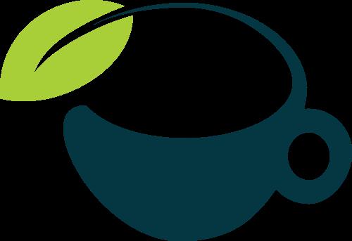 茶叶茶杯矢量图logo素材矢量logo