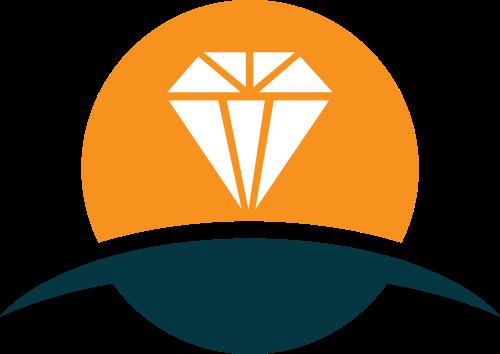 钻石矢量图logo素材矢量logo