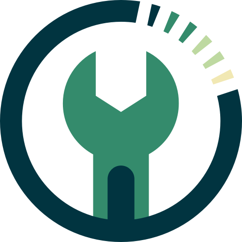 汽车修理扳手矢量图标志素材矢量logo