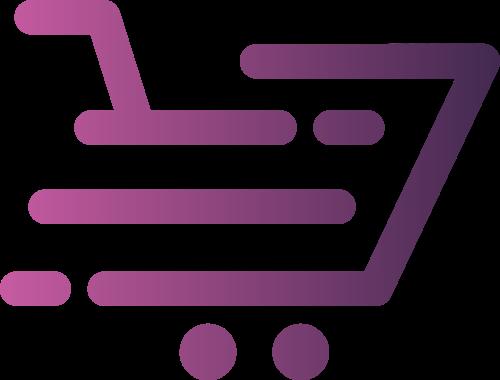 购物车矢量图商标素材矢量logo