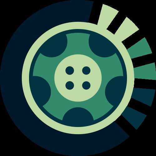 汽车轮胎矢量图标志素材矢量logo