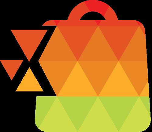 购物袋矢量图商标素材矢量logo