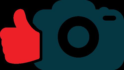 相机矢量图标志素材矢量logo
