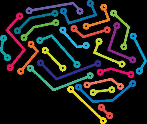 电子元件大脑矢量图logo素材矢量logo