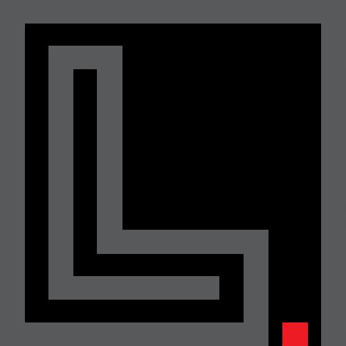 正方形线条矢量图标志素材矢量logo