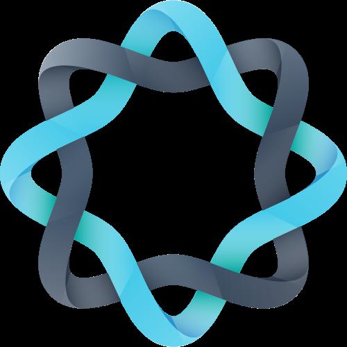 交错正方形矢量图logo素材矢量logo