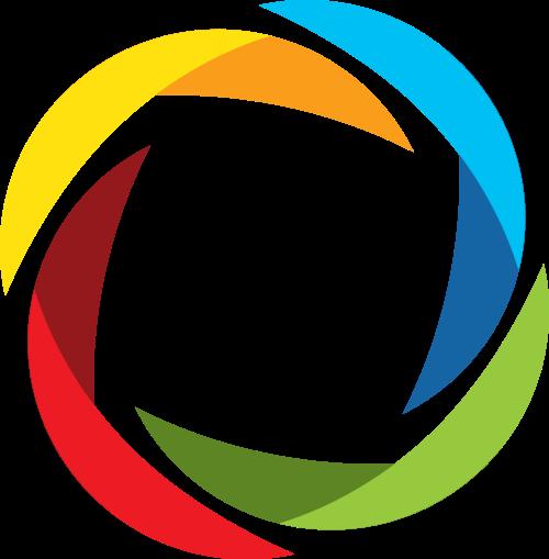 圆形矢量图商标素材矢量logo