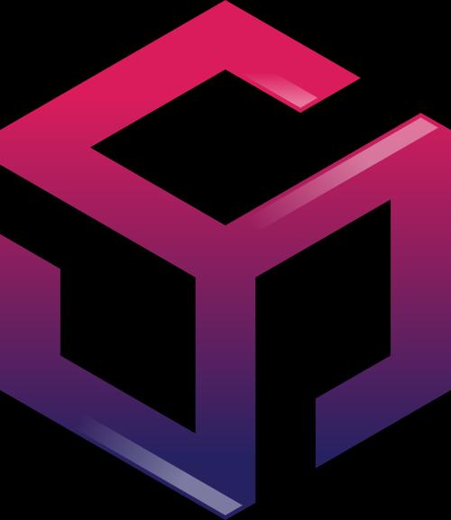 立方体矢量图标志素材矢量logo