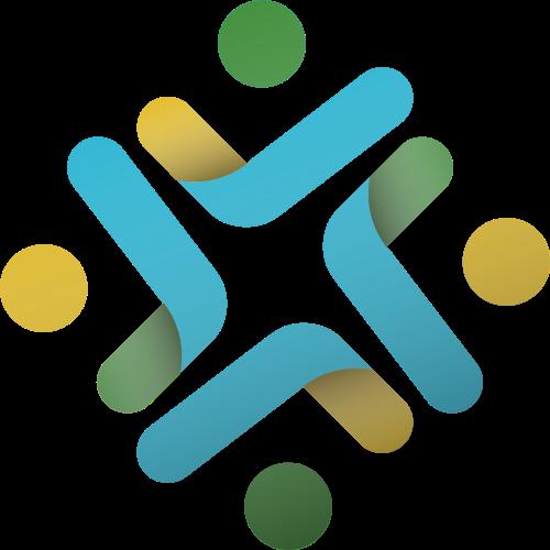 四边形矢量图标志素材矢量logo