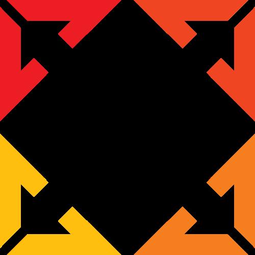 三角正方形矢量图logo素材矢量logo