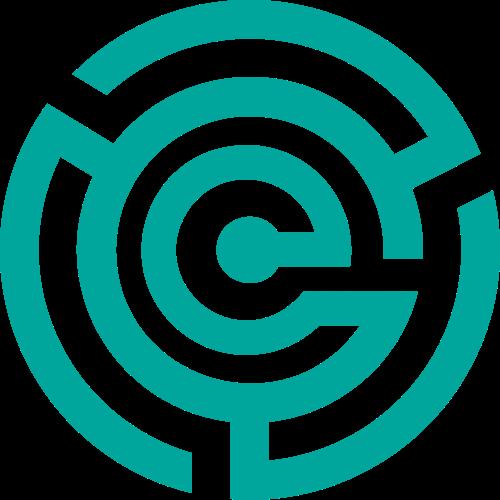 圆形迷宫线条矢量图logo素材矢量logo