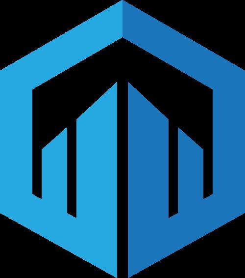 六边形矢量图logo素材矢量logo