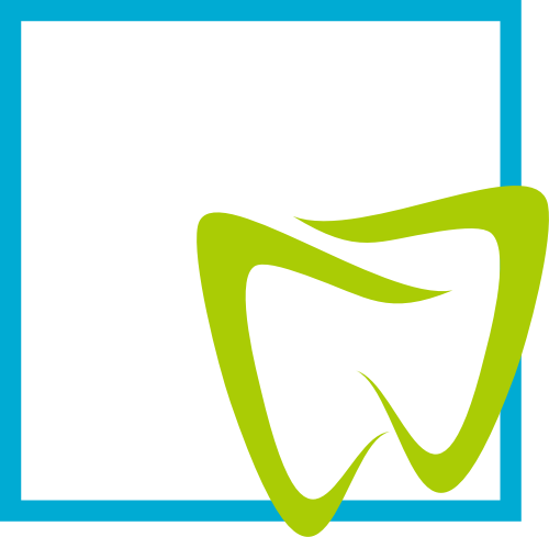 牙齿矢量图logo素材