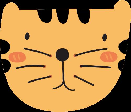 小猫矢量图logo素材矢量logo