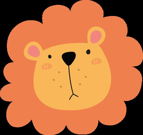 狮子矢量图logo素材矢量logo