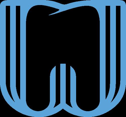 牙齿盾牌矢量图logo素材矢量logo