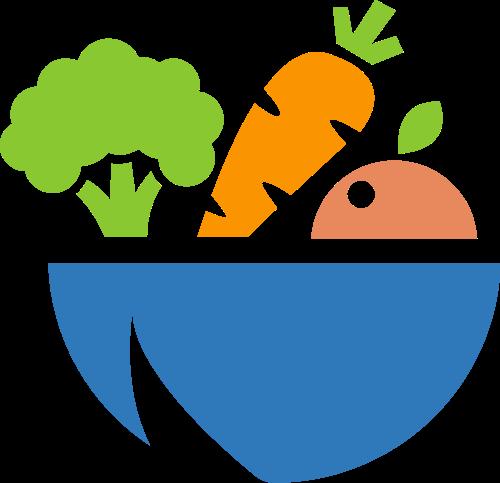 蔬菜矢量图标志素材