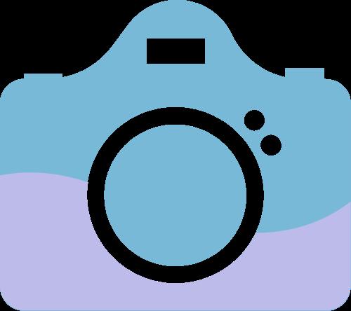 照相机矢量图标志素材矢量logo