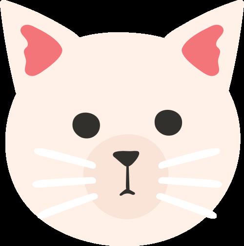 猫咪矢量图标志素材矢量logo