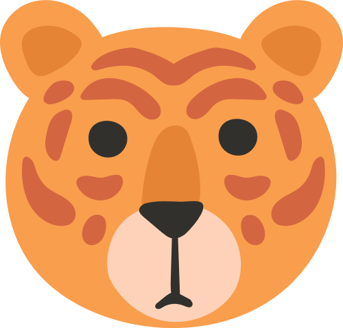 豹子矢量图logo素材矢量logo
