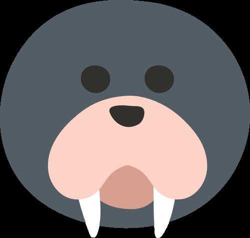 海狮矢量图标志素材矢量logo