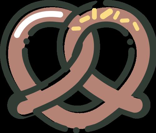 蝴蝶酥矢量图logo素材矢量logo
