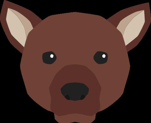 狗矢量图标志素材矢量logo