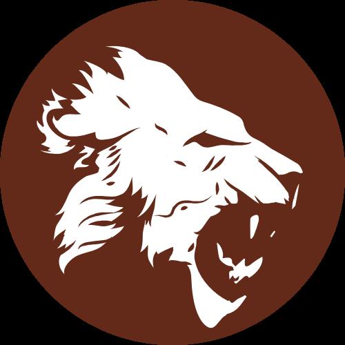 狮子矢量图标志素材矢量logo