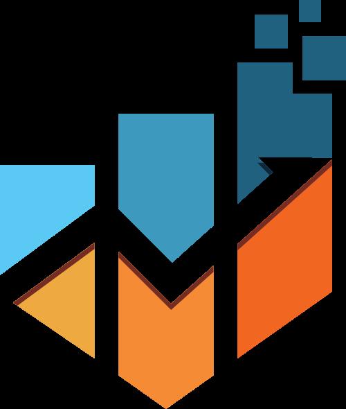 箭头矢量图标志素材矢量logo