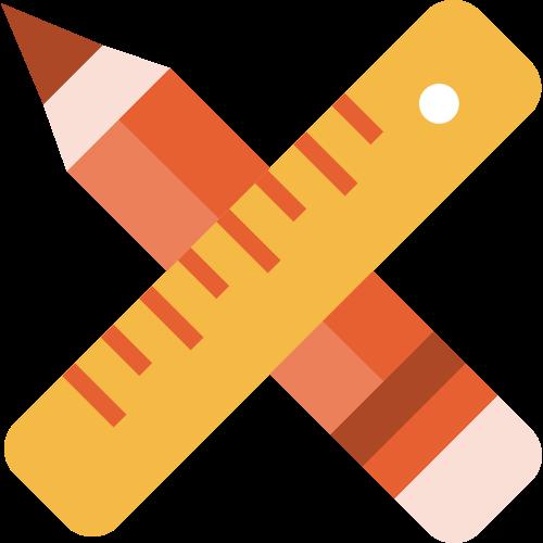 铅笔设计图标