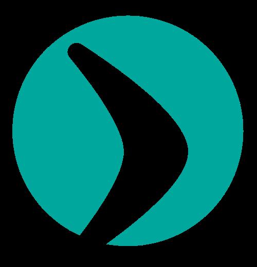圆形箭头矢量图标矢量logo