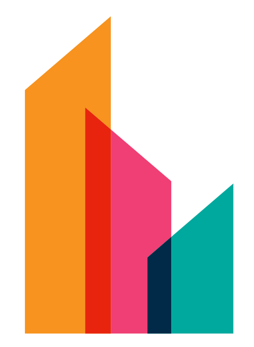 现代建筑房屋logo图标矢量logo