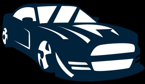汽车改装矢量logo