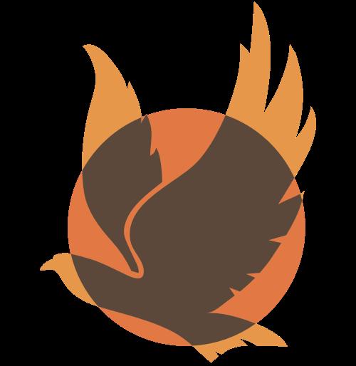 飞鹰太远矢量标志矢量logo