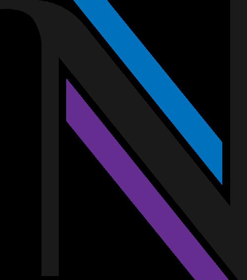 字母N矢量logo矢量logo
