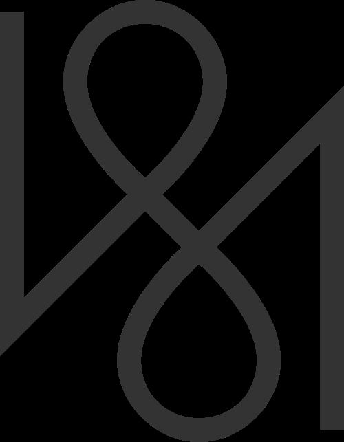 线条字母N矢量logo图标矢量logo