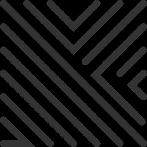 方形线条矢量图标