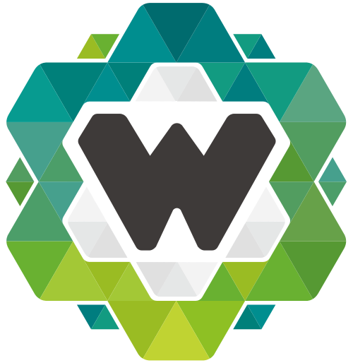 字母W矢量商标图案矢量logo