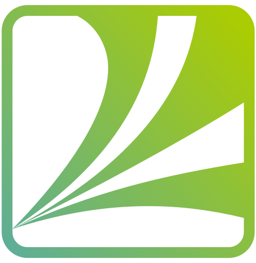 绿色方形APP图标logo