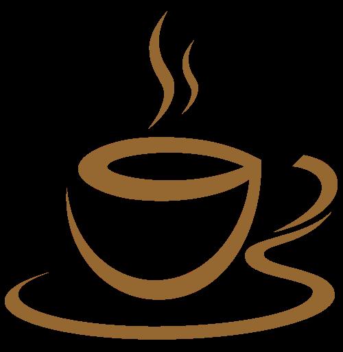 咖啡饮料茶矢量logo图标矢量logo
