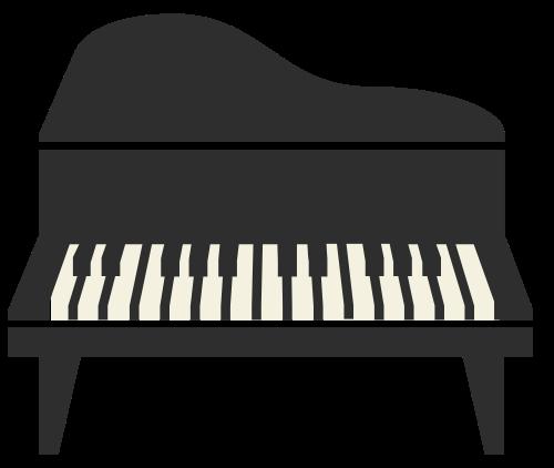 钢琴矢量logo素材矢量logo