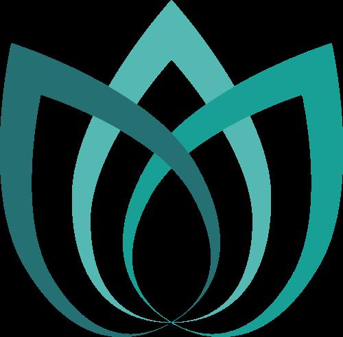 绿叶图标矢量文件矢量logo